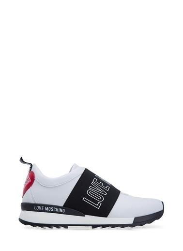 Love Moschino Ayakkabı Beyaz